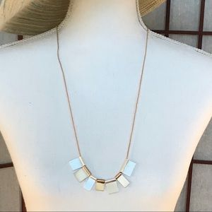 Universal Thread Gold Tone Necklace Sliders